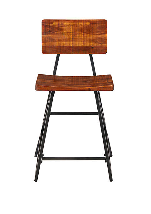 INK + IVY® Trestle Counter Stool