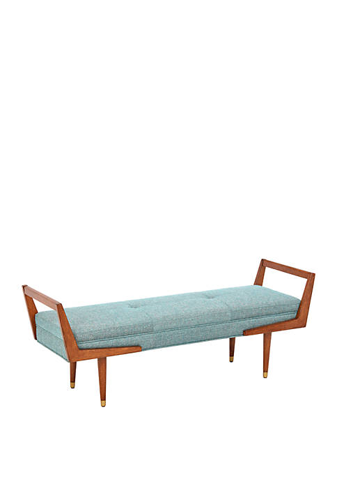 INK + IVY® Boomerang Bench
