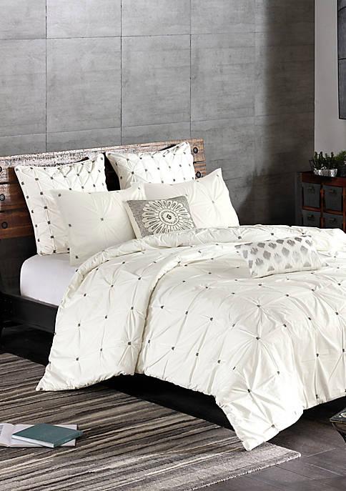Masie 3-Piece Comforter Set King