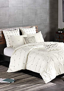 Masie 3-Piece Comforter Set King