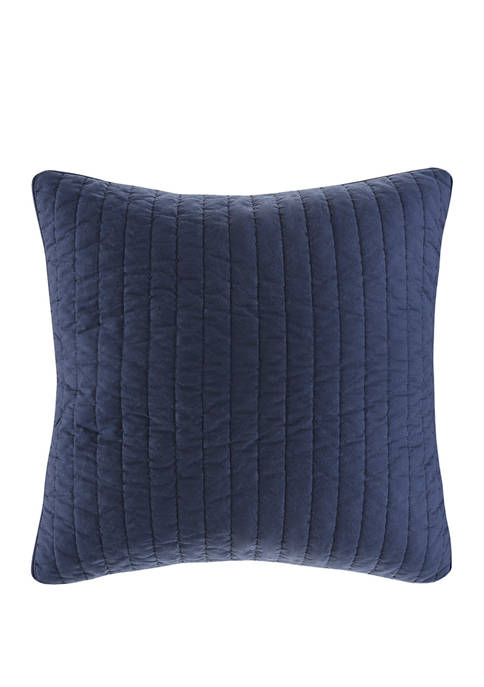 INK + IVY® Camila Cotton Quilted Euro Sham