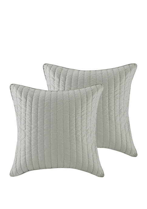 INK + IVY® Camila Quilted Euro Sham