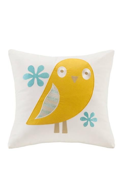INK+IVY Kids Agatha decorative pillow