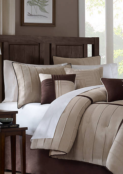 Madison Park Dune 7-Piece Comforter Set