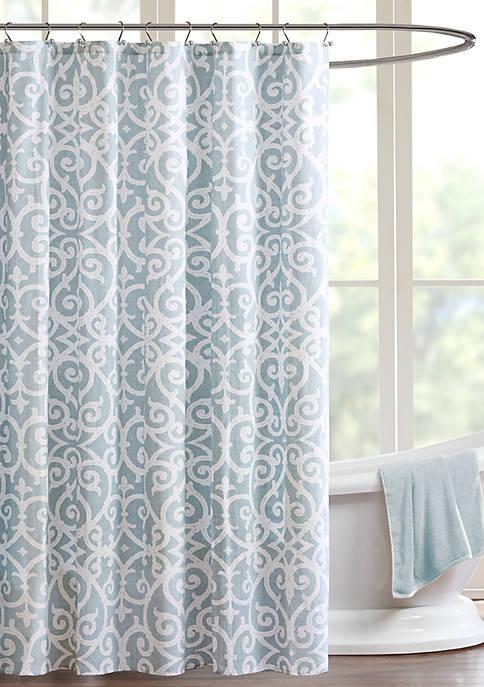 HipStyle Elena Shower Curtain