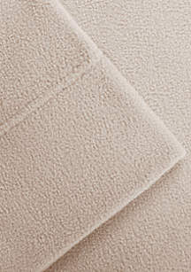 Micro Fleece King Sheet Set - Fitted 78-in. x 80-in.