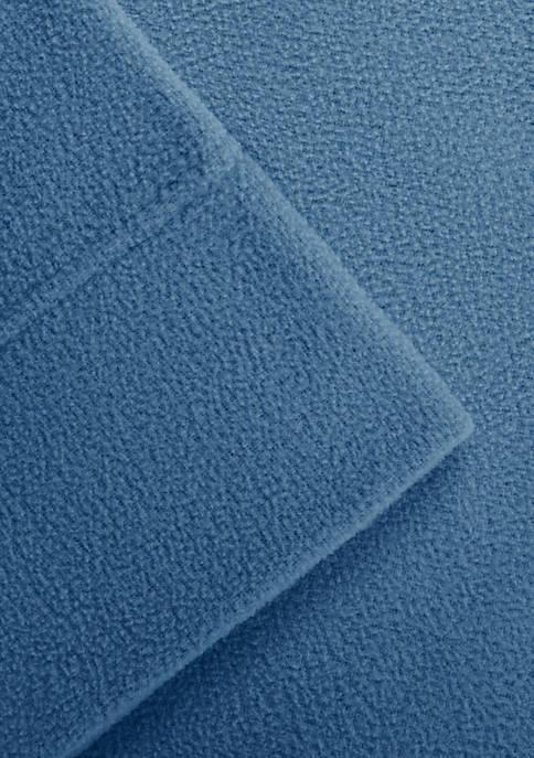 Micro Fleece Queen Sheet Set