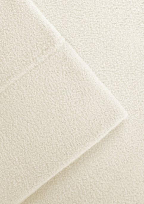 Micro Fleece Full Sheet Set - Fitted 54-in. x 75-in.