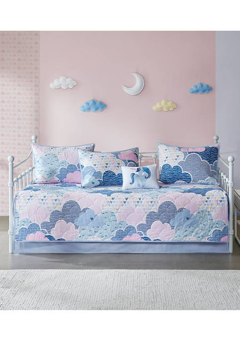 JLA Home Cloud Reversible Daybed Set