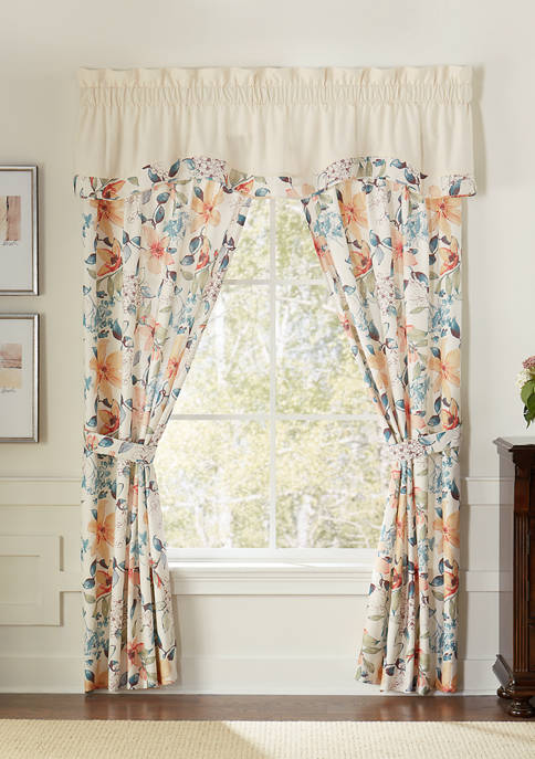 Tropicale Patterned Curtains