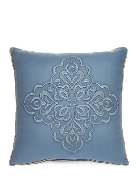 Biltmore® Avignon Embroidered Throw Pillow