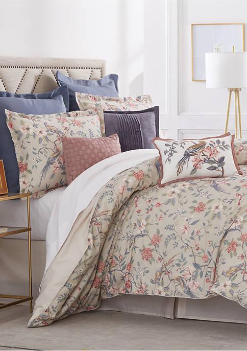 Biltmore® Pheasant Comforter Set