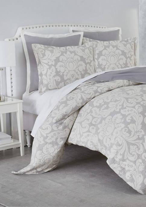 Ogee 3 Piece Comforter Set