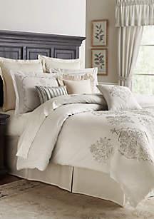 Biltmore® Argent Comforter Set