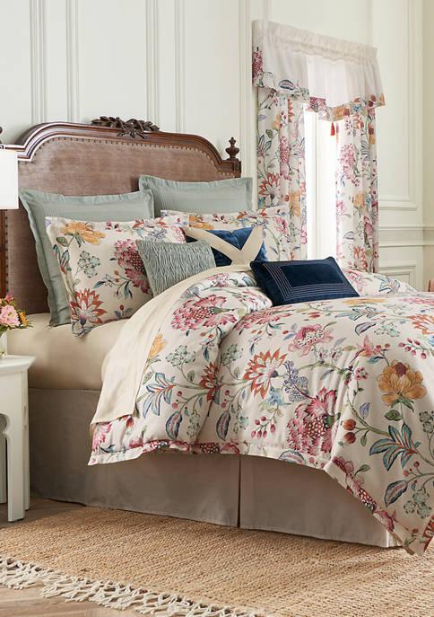 Biltmore® Gardenia Comforter Set