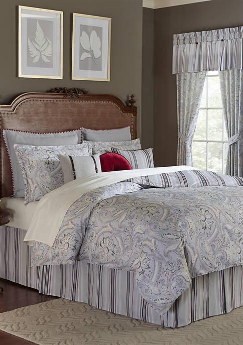 Biltmore® Chardonnay Comforter Set