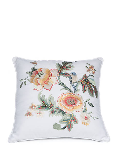 Biltmore® Chauncey Embroidery Pillow