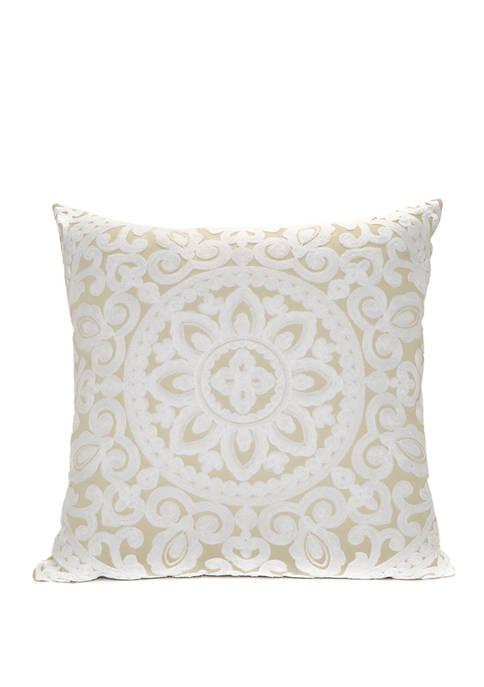 Biltmore® Maggiore Medallion Pillow