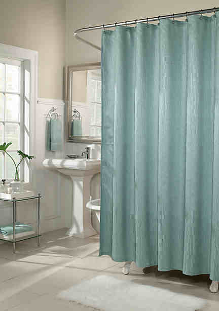 Mstyle Waves Shower Curtain