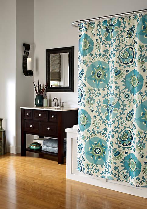 m.style Medallions Shower Curtain | belk