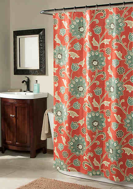 Mstyle Ankara Shower Curtain