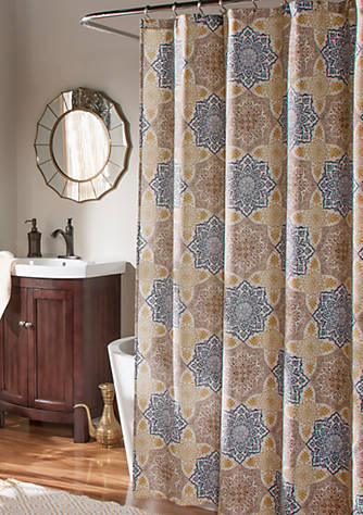 Mstyle Morocco Shower Curtain