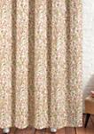 Monets Garden Shower Curtain