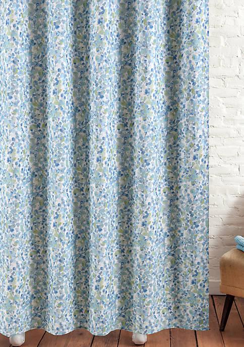 Mstyle Monets Garden Shower Curtain