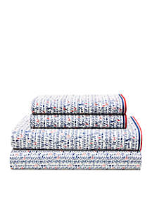 Tommy Script Sheet Set