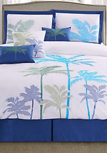 Panama Jack® Breezy Palm 7-Piece Queen Comforter Set