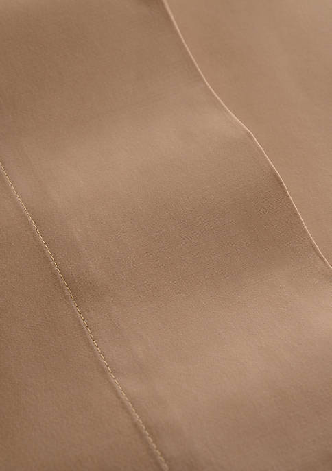 600 Thread Count Solid Flat Sheet