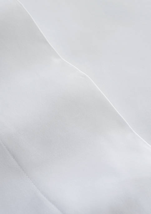 600 Thread Count Solid Fitted Sheet