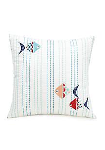 GO FISH Decorative Pillow