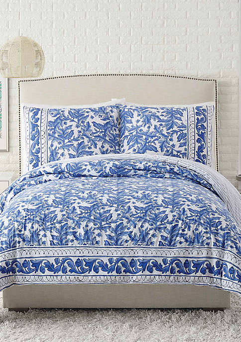 Molly Hatch by Makers Collective Blue Bird Duvet