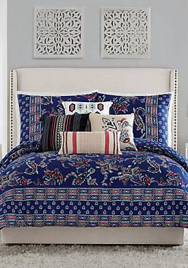 Romantic Paisley Comforter Mini Set