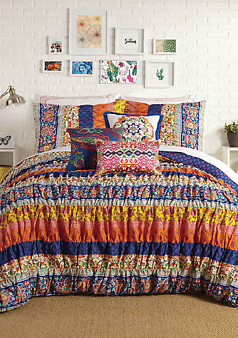 Jessica Simpson Provincial Bedding Collection | belk