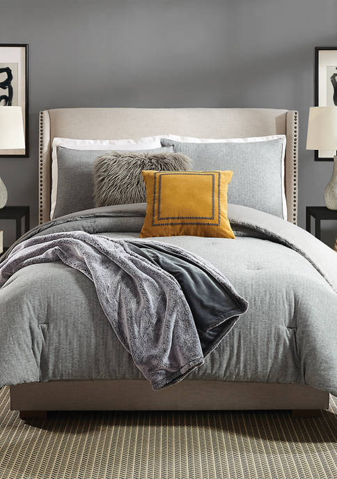 Ayesha Curry 3 Piece Asher Comforter Set