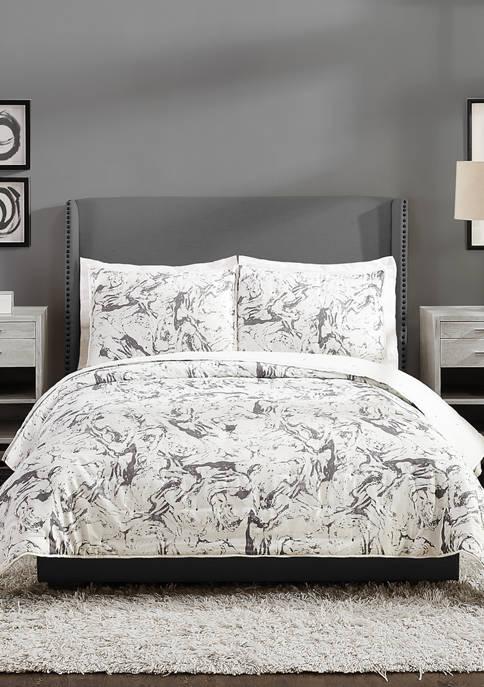Marbleous Quilt