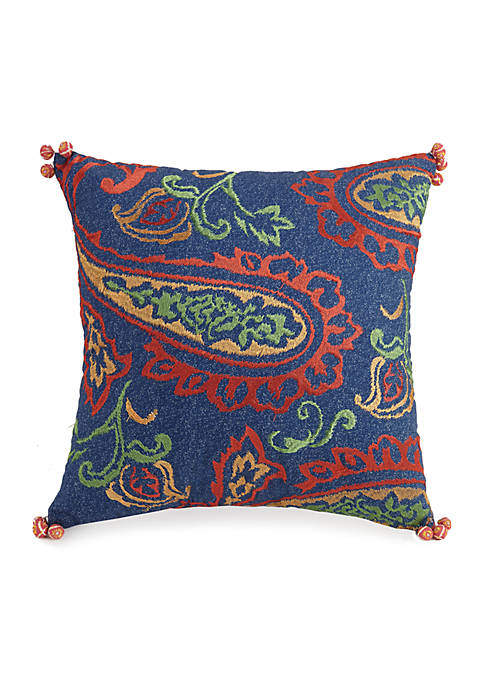 Jessica Simpson Provincial Decorative Pillow