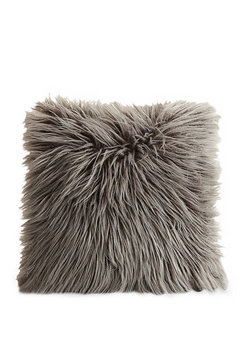 Ayesha Curry Faux Fur Pillow