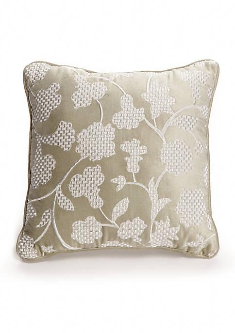 Jessica Simpson Liliane Decorative Pillow #3 14-in. X
