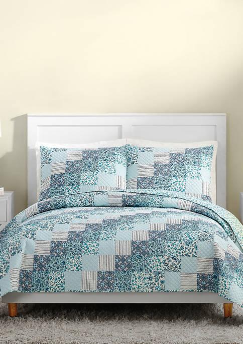 Vera Bradley Cloud Vines Floral Decorative Pillow