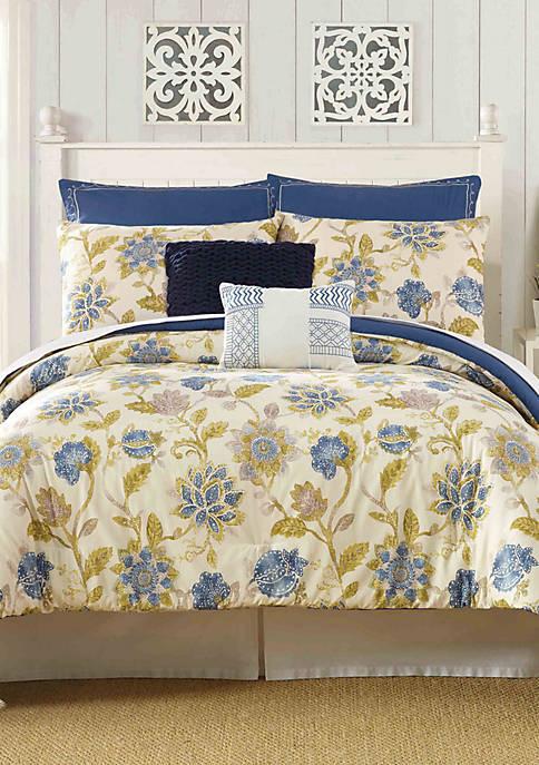 Monterey Queen Comforter 7-Piece Set