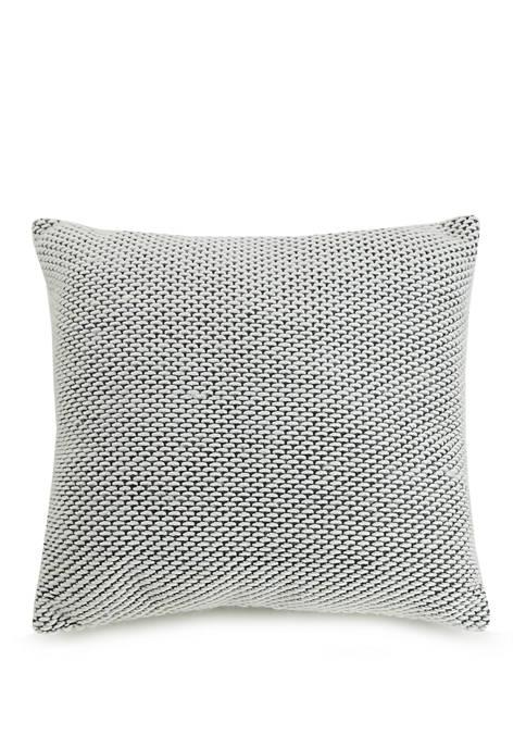 Textured Decorative Pillow
