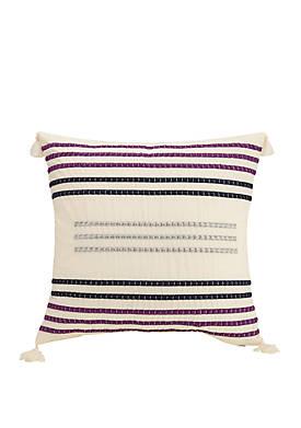 Dream Tapestry Dream Stripe Decorative Pillow
