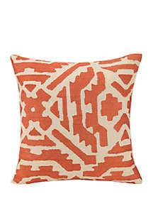 Caicos Tribal Decorative Pillow
