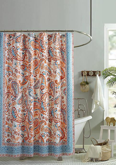 Jessica Simpson Caicos Shower Curtain