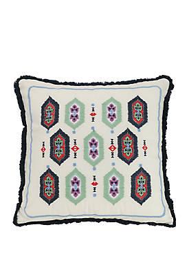 Romantic Paisley Decorative Pillow