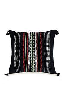 Vera Bradley Romantic Paisley Romantic Velvet Decorative Pillow
