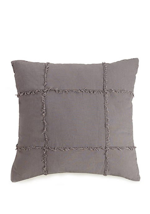 Ayesha Curry Fringe Square Decorative Pillow